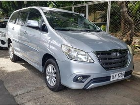 2014 Toyota Innova for sale in Quezon City