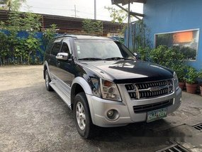 Selling Black Isuzu Alterra 2008 at 100000 km