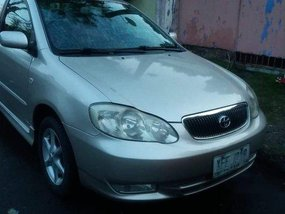 2002 Toyota Corolla Altis for sale in Quezon City