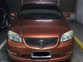 2004 Toyota Vios for sale in Quezon City