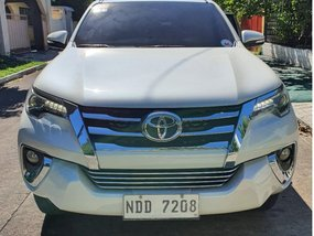 2017 Toyota Fortuner for sale in Parañaque
