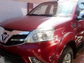 2017 Foton Thunder for sale in Silang