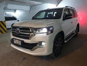 2020 Toyota Land Cruiser for sale in Quezon City