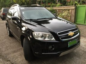 Chevrolet Captiva VCDi AWD (4×4) TOP-OF-THE-LINE 2011 Diesel Automatic not Montero Fortuner Mux Santa Fe Sorento Adventure Sportivo CRV Altera for sale in Pagsanjan