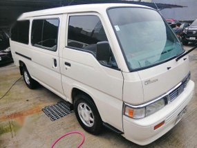 2014 Nissan Urvan for sale in Quezon City