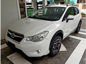 Selling Pearlwhite Subaru Xv 2014 in Pasig