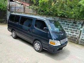 2000 Toyota Hiace for sale in Mandaluyong