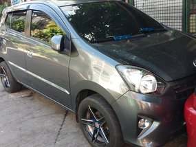 Selling 2nd Hand Toyota Wigo 2015 Hatchback in Quezon City