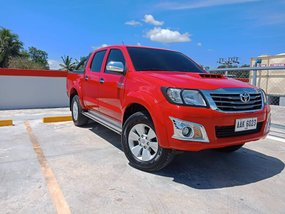 2014 Toyota Hilux G 4x4 for sale in Matag-ob