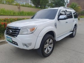 Ford Everest AT 2009 for sale in Cebu City