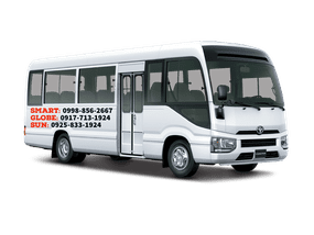 2020 Toyota Coaster Shuttle Bus for sale in Manila