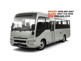 2020 Toyota Coaster Bus MT for sale in Aborlan