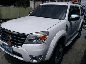 2009 Ford Everest Limited for sale in Quezon City