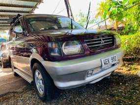 Sell 2nd Hand 2000 Mitsubishi Adventure Manual Diesel
