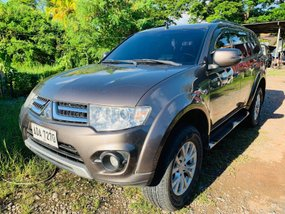 Sell Used 2014 Mitsubishi Montero Sport Manual Diesel