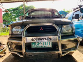 Used 2000 Mitsubishi Adventure Manual Diesel for sale