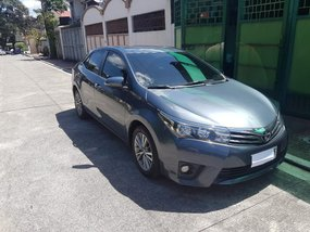 Toyota Corolla Altis 2015 for sale in Quezon City
