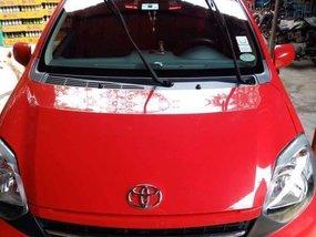 Toyota Wigo 2017 for sale in Metro Manila