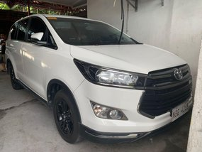 White Toyota Innova 2019 for sale in Quezon City