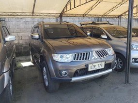 Brown Mitsubishi Montero Sport 2012 for sale in Marikina