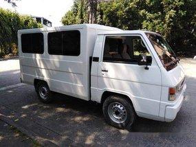 White Mitsubishi L300 2010 for sale in Quezon City