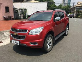 Chevrolet Trailblazer 2016 for sale in Quezon City