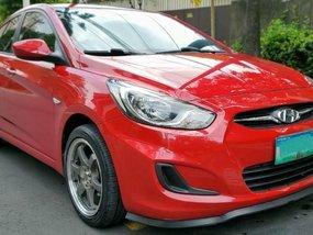 2013 Hyundai Accent for sale in Quezon City
