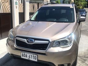 Subaru Forester 2014 for sale in Antipolo