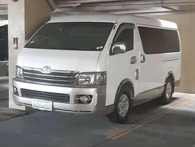 2008 Toyota Hiace for sale in Manila