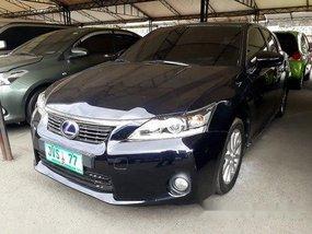 Selling Black Lexus Ct 2012 in Marikina