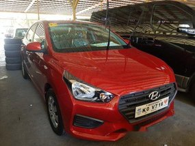 Red Hyundai Reina 2019 at 150 km for sale