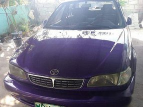 Selling Toyota Corolla 2000 Manual Gasoline