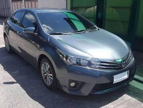 Toyota Corolla Altis 2015 at 50000 km for sale