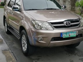 2005 Toyota Fortuner for sale in Manila