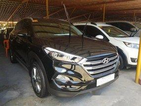 Sell Black 2019 Hyundai Tucson Automatic Diesel at 1000 km