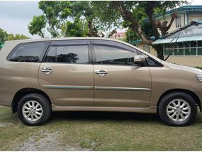 2013 Toyota Innova for sale in Quezon City