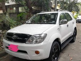 Toyota Fortuner 2006 for sale in Antipolo