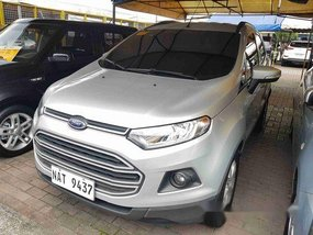 Selling Silver Ford Ecosport 2017 in Cainta