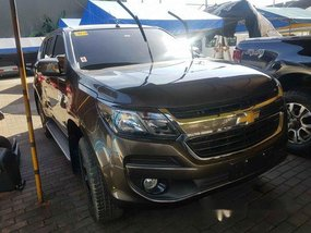 Brown Chevrolet Trailblazer 2017 for sale in Cainta