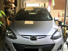 Used Silver 2010 Mazda 2 MT for sale in Makati