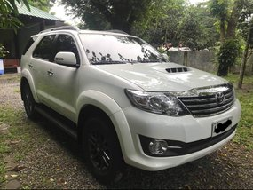 Selling Used Toyota Fortuner 2015 Automatic Diesel in Tarlac City