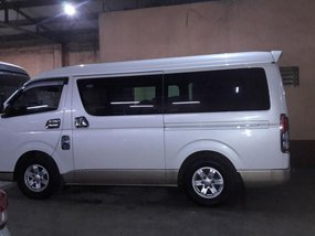Used 2013 Toyota Hiace Automatic Diesel for sale in Makati