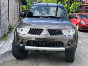 Selling Used Mitsubishi Montero Sport 2012 in Quezon City