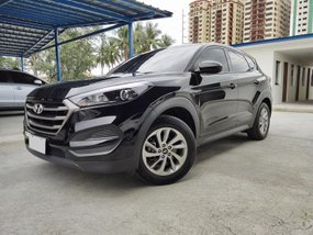 Black 2016 Hyundai Tucson at 41000 km for sale