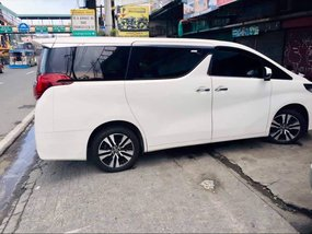 Used Toyota Alphard 2019 Van at 4500 km for sale in Manila