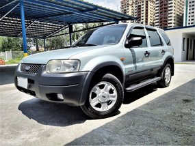 Sell Used 2003 Ford Escape Automatic Gasoline