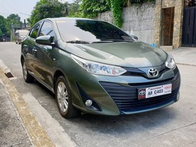 2018 Toyota Vios E New Look for sale in Quezon City
