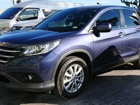 2013 HONDA CR-V 2.0 SE Limited Automatic (FWD) for sale in Baguio
