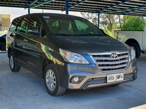 2015 Toyota Innova G Manual for sale in Quezon City