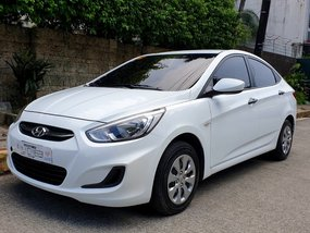2018 Hyundai Accent Manual for sale in Quezon City